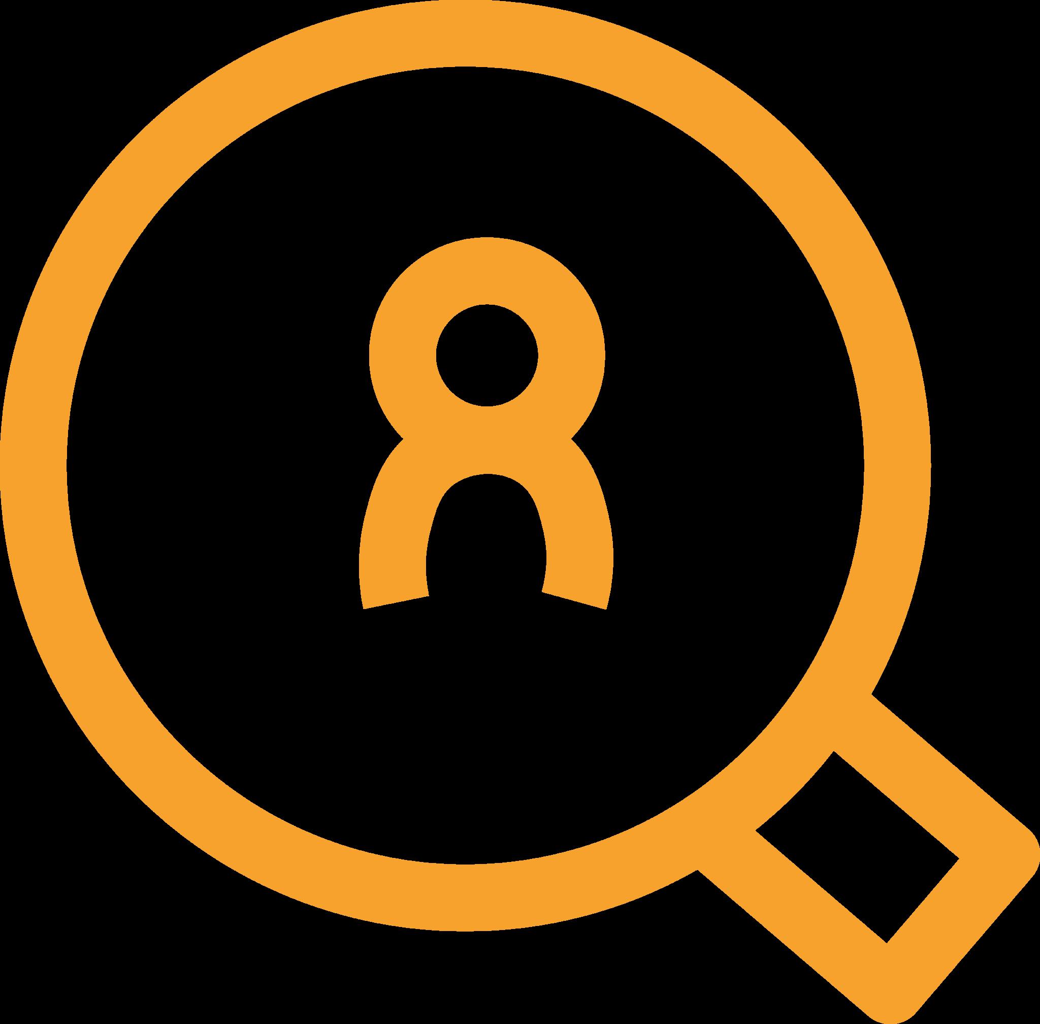 Create an open doorway icon